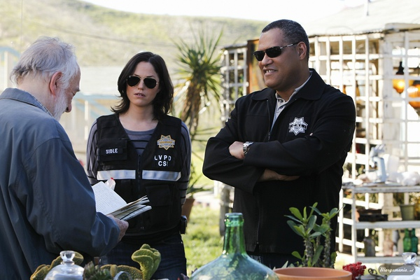 CSI, 11.16 Turn On, Tune In, Drop Dead