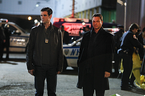 CSI: NY, 7.13 Party Down
