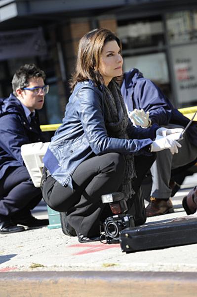 CSI: NY, 7.07 Hide Sight