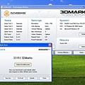 3DMark03測試分數