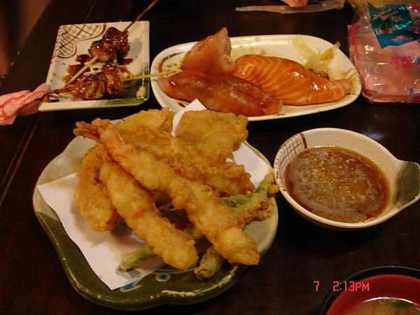 20090522-0607竹北雅瑄印度及台北三味食堂-炸蝦天