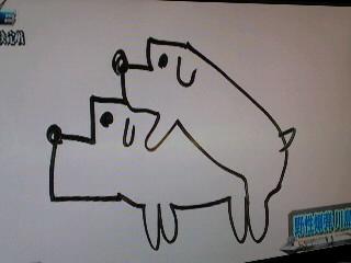 狗狗交尾圖