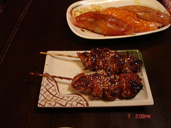 20090522-0607台北三味食堂 -雞肉串燒