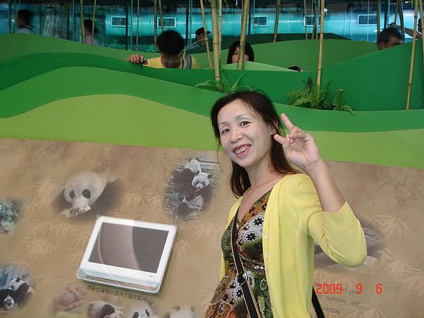 2009年9月台北動物園+阜杭豆漿+魚心+新竹新大同 013