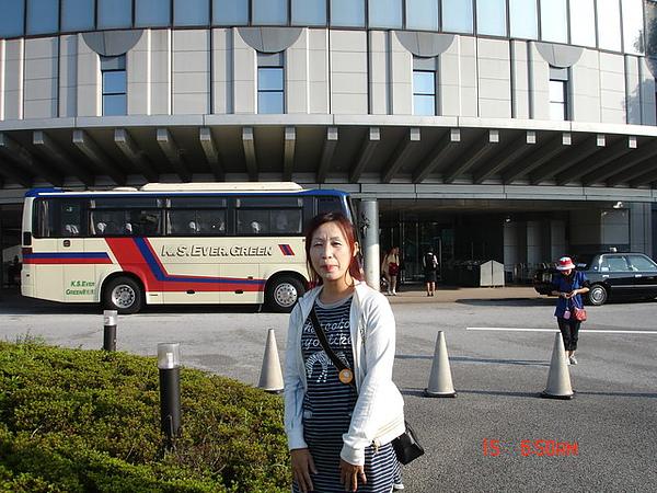 大津王子飯店前