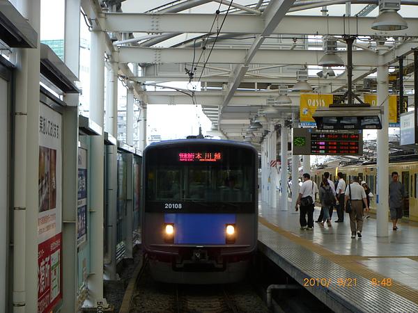 搭乘這班快急列車到川越 234.jpg