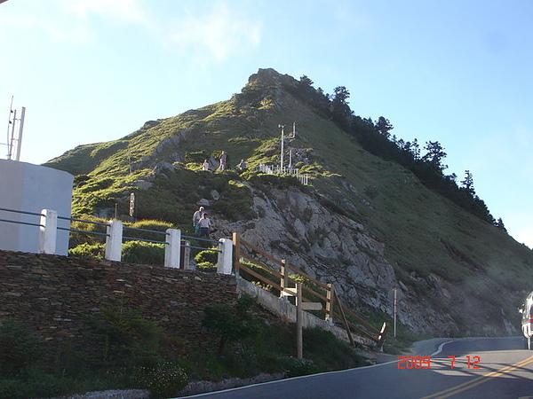 合歡尖山-3217M