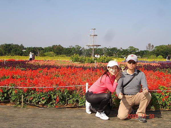 200912月南投員林新社之旅+雪山雪景 054