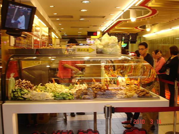 2010年3月旅遊美食大直第一鹹酥雞 025