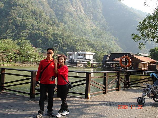 200912月南投員林新社之旅+雪山雪景 034