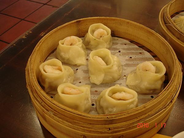 2010年3月旅遊美食台北杭州北路蒸餃005