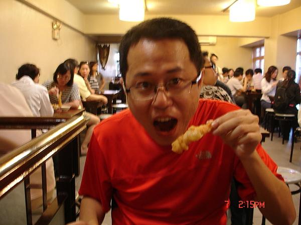 20090522-0607竹北雅瑄印度及台北三味食堂 013