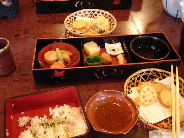 嵐山風味餐