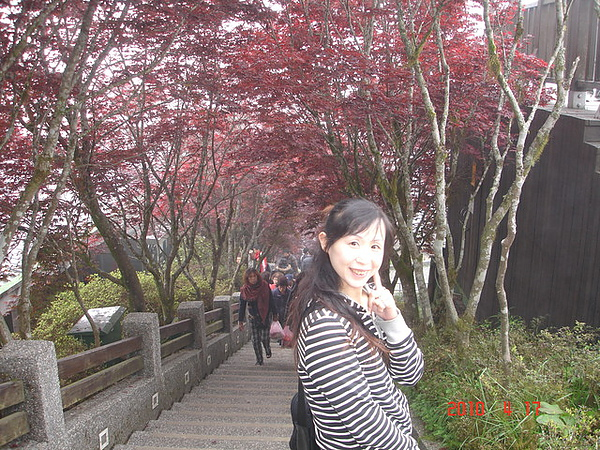 2010年4月17-18日新竹原燒+宜蘭太平山旅行 026