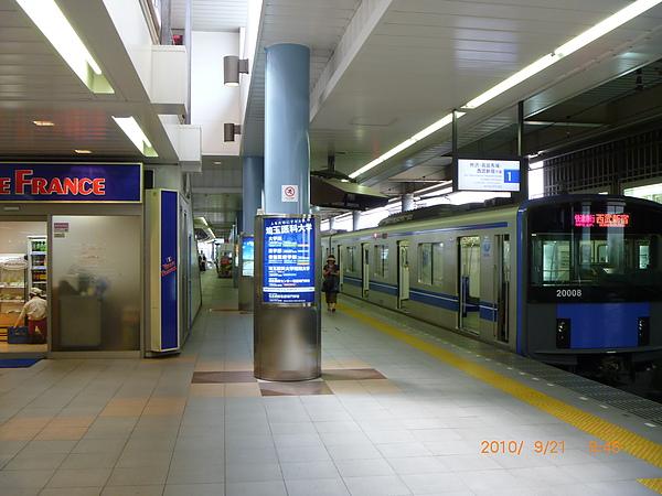 西武本川越站 245.jpg