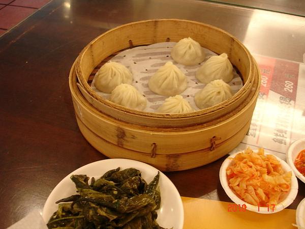 2010年3月旅遊美食杭州北路小籠包 003