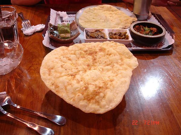20090522-0607竹北雅瑄印度及台北三味食堂 004