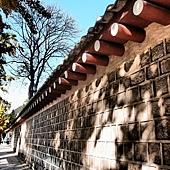 """景福宮的左側 是 """"孝子路"""""""
