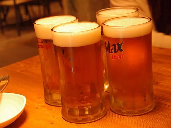 汝夷島 某家啤酒屋