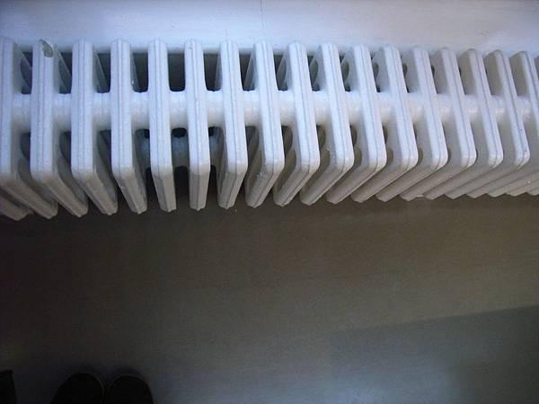 看到heater有一種溫馨感