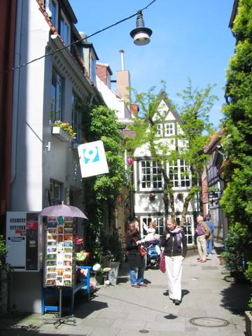 另外一個漂亮的巷子