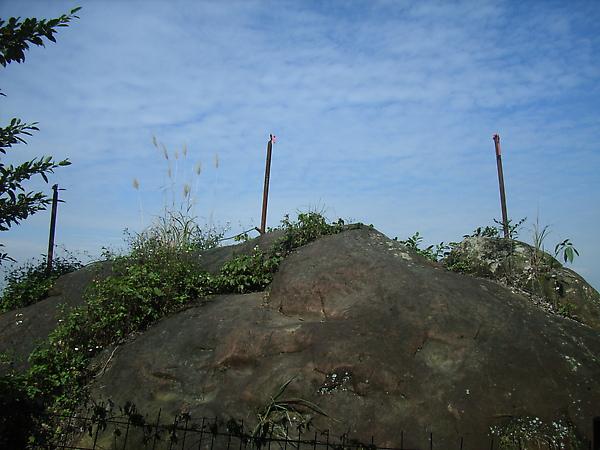看不出仙跡的仙跡岩