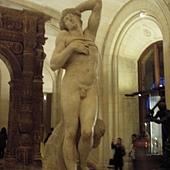 自我感覺良好的雕像