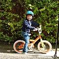小恬恬的新腳踏車