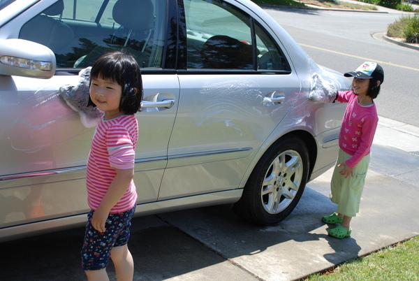 080531 洗車