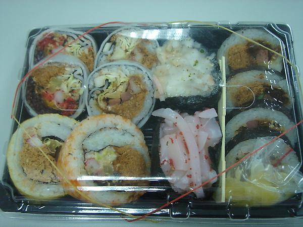 20100327壽司餐盒A.JPG