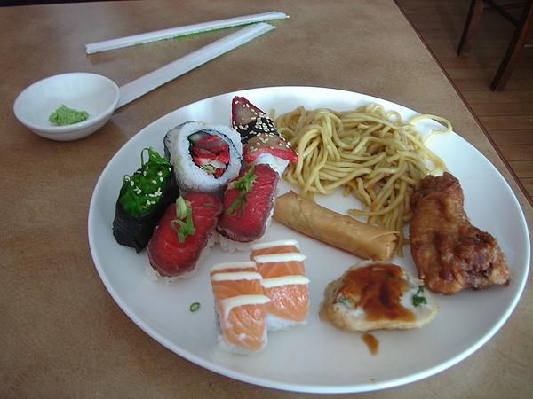 1031_2壽司吧餐.JPG
