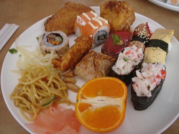 1031_3壽司吧餐.JPG