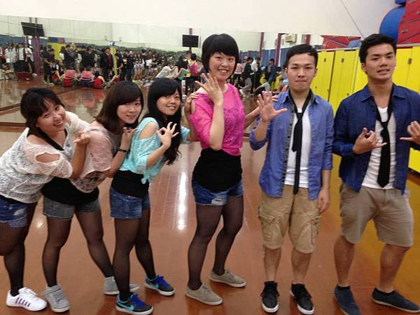 #10. 世新五點班-Dancelism