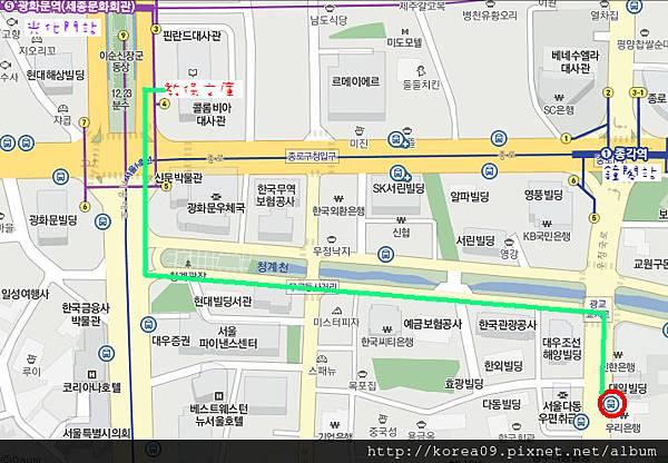 清溪川地圖.bmp