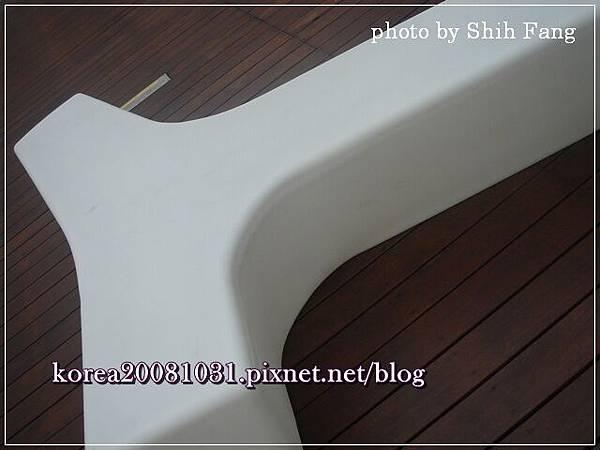 藝術雕塑座椅