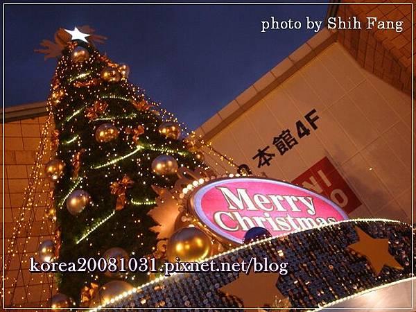 美麗華聖誕樹