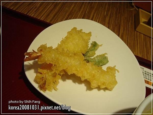 炸蝦咖哩烏龍