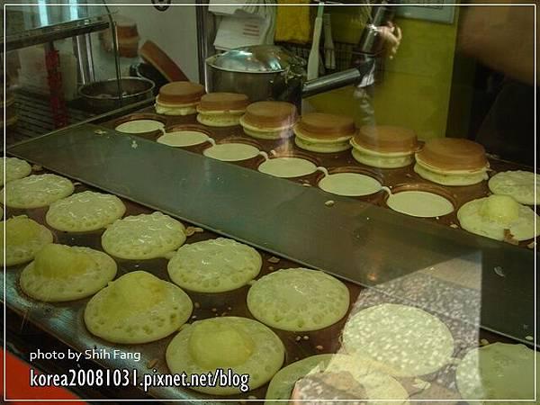 同心圓紅豆餅