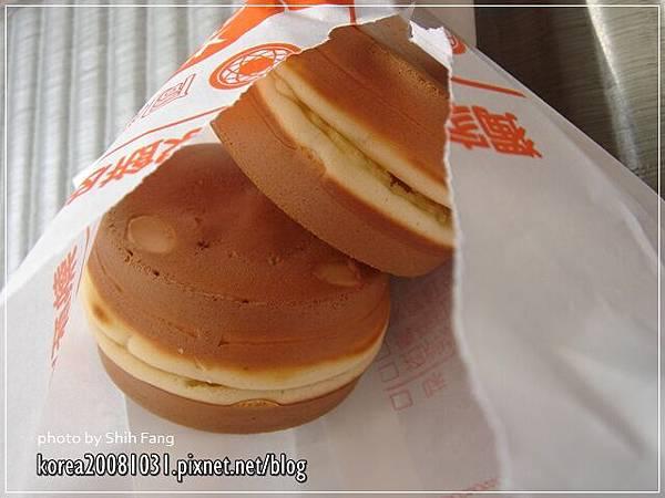 咖哩紅豆餅