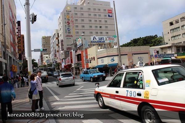 沖繩國際通