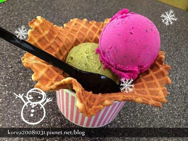 小雪人義式冰淇淋