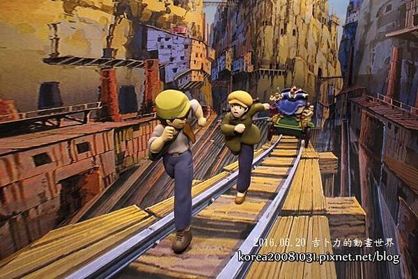吉卜力的動畫世界特展