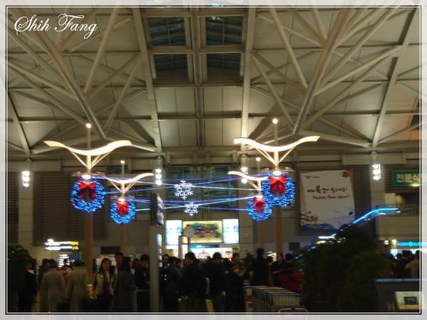 仁川機場大廳