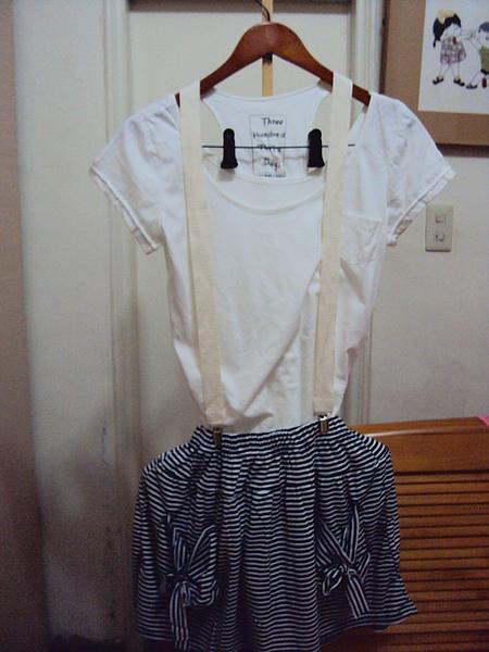 造型吊帶上衣~590元