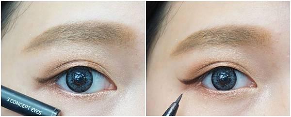 3CE眼線筆1