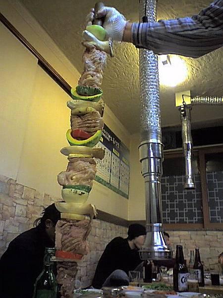 濟州最有名的烤肉店