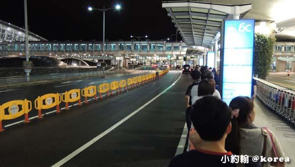 韓國自由行-第一天-4.首爾仁川機場 計程車2.jpg