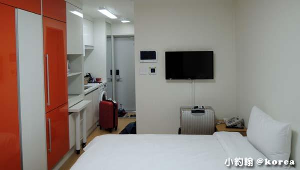 韓國自由行-第一天-5.韓國東大門Good morning Parktel Residence公寓飯店.jpg