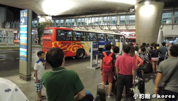 韓國自由行-第一天-4.首爾仁川機場 機場巴士.jpg