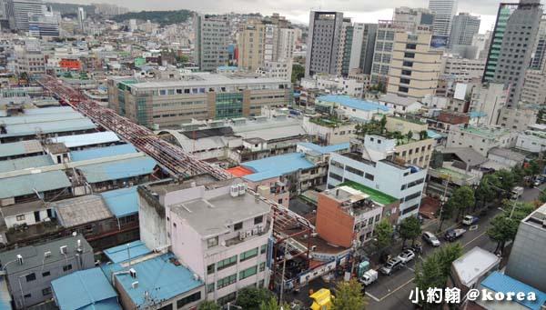 韓國自由行-第二天-1.早晨窗口中部市場.jpg